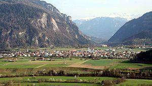 Bonaduz - Bonaduz village