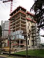 Bonn-Gronau Platz der Vereinten Nationen 1 Erweiterungsneubau UN-Campus 2018-12-11 (02).jpg