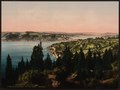 Bosphorus (i.e., Bosporus), view from Kuleli, Constantinople, Turkey-LCCN2001699444.tif