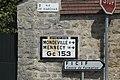 Boutigny-sur-Essonne Plaque Michelin 668.jpg