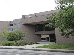 Instituto Boyce Thompson, Ithaca, Nueva York (1981)}}