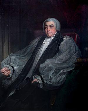 William Jackson (bishop) - William Jackson, Bishop of Oxford