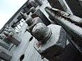 Bratislava, Staré Mesto, Starý most, detail nýtování.jpg