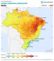 Brazil GHI Solar-resource-map GlobalSolarAtlas World-Bank-Esmap-Solargis.png