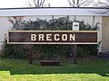 Brecon Station Sign - geograph.org.uk - 755728.jpg
