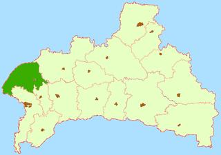 Place in Belarus
