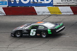 Late model - ASA asphalt late model
