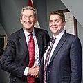 Brian Pallister with Andrew Scheer (48002323306).jpg