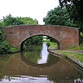 Bridge No 56, Trent and Mersey Canal near Handsacre - geograph.org.uk - 1174165.jpg