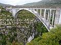 Bridge de Chauliére over the river Artuby in Gorges du Verdon.jpg