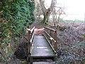 Bridge over Newstead Gill - geograph.org.uk - 1239874.jpg