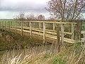 Bridge over the River Smite. - geograph.org.uk - 293894.jpg