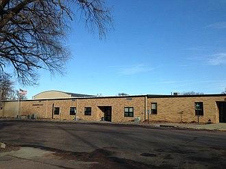 Bridgewater, South Dakota - Bridgewater and Emery share an elementary school, which is located on Main Street in Bridgewater.