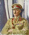 Brigadier-general William Thomas Francis Horwood, Dso- Late Provost-marshal, Ghq, Bef Art.IWMART4179.jpg