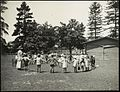 Brighton-le-Sands Public School - a game in the grounds (11862435074).jpg
