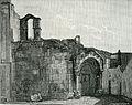 Brindisi antica chiesa di San Giovanni al Sepolcro ora museo xilografia di Richard Brend'amour.jpg