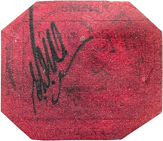 Philatelic investment - The British Guiana 1c magenta is one of the rarest, and most valuable, stamps in the world. Sold in June 2014 at Sotheby's for $9.48 million.