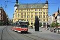 Brno, náměstí Svobody, Tatra KT8D5R.N2 č. 1719 (01).jpg