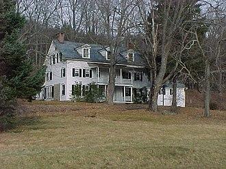 Brodhead Farm - Wheat Plains House