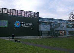 Heart of Worcestershire College - Heart of Worcestershire College, Bromsgrove