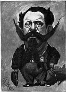 Brooklyn Museum - Caricature of King Victor Emmanuel II - Thomas Nast - overall.jpg