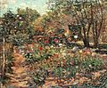 Brooklyn Museum - Garden Landscape - Ernest Lawson - overall.jpg