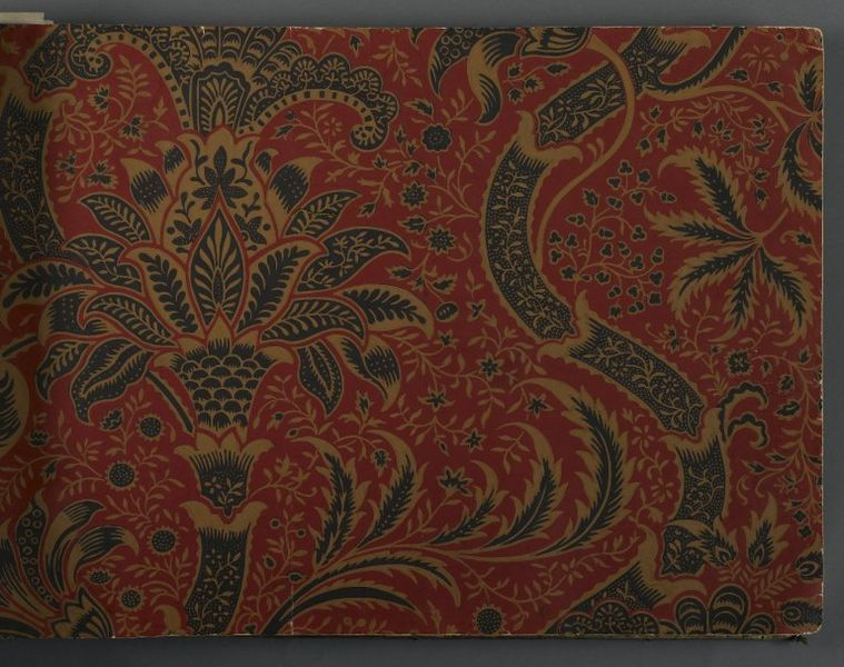 File:Brooklyn Museum  Wallpaper Sample Book 2  William Morris and Company  page031.jpg