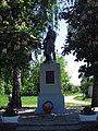 Brotherhood grave of Soviet soldiers in Pivdenne (23 burieds) (1).jpg