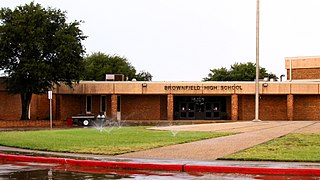 Brownfield High School Public school in Brownfield, Texas, United States