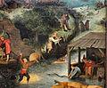 Bruegel il vecchio, proverbi fiamminghi, 1559, 29.JPG
