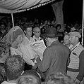 Bruiloft in de kibboets Yad Mordechai bij Asjkelon in het zuidwesten van Israel., Bestanddeelnr 255-4191.jpg