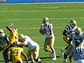 Bruins on offense at UCLA at Cal 2010-10-09 19.JPG