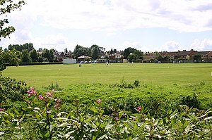 Buckingham - Buckingham Town Cricket Club's ground