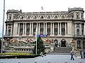 Bucuresti, Romania, Cercul Militar National (Ziua Imnului de Stat Desteaptate Romane) 2014 (B-II-m-A-19201).JPG