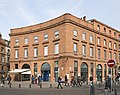 Building 18 place of President Thomas Wilson, Toulouse.jpg