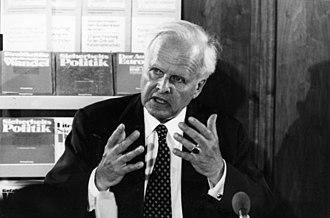 Carl Friedrich von Weizsäcker - Von Weizsäcker in 1983