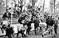 Bundesarchiv Bild 183-1990-0414-009, FDGB-Pokal, 1. FC Lok Leipzig - Dynamo Schwerin, Ausschreitungen.jpg