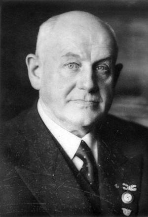 Pritzwalk - Günther Quandt, 1941 Wehrwirtschaftsführer