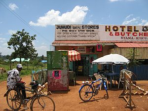 Bungoma - Image: Bungoma, Kenya