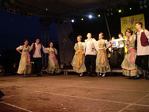 Bunjevci - Bunjevci national costumes and dance