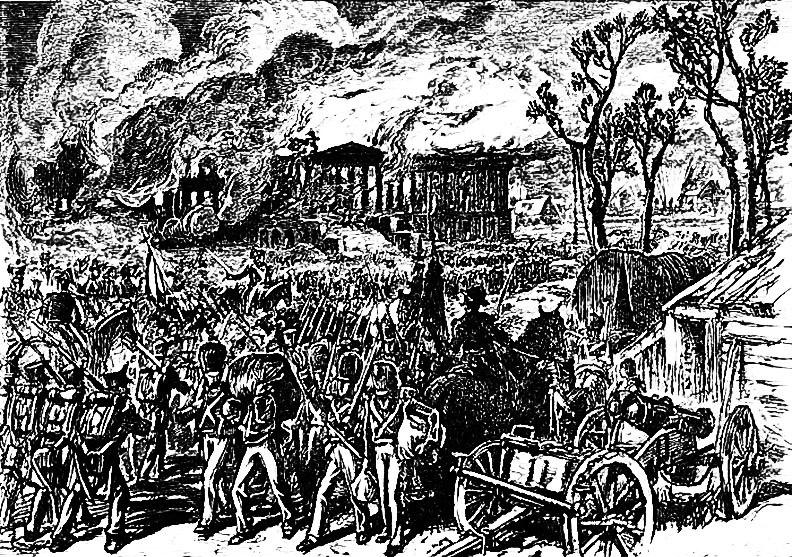 BurningofWashington1814 (cropped)