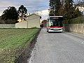 Bus Colibri, rue des Andrés (Saint-Maurice-de-Beynost) en janvier 2020.jpg