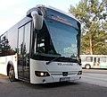 Bus station, Credo bus, 2020 Marcali.jpg