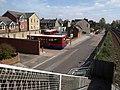 Bus terminus, North Worple Way - geograph.org.uk - 1814304.jpg