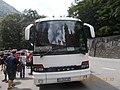 Bus to Rila Monastery.JPG