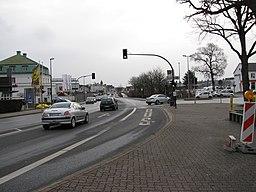 Bahnhofstraße in Arnsberg