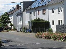 Pappelweg in Neu-Isenburg