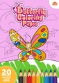 Butterfly Coloring Pages - Printable Coloring Book For Kids.pdf