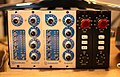 Buzz Audio essence opto-compressor, Avedis Audio MA5 mic-preamps.jpg