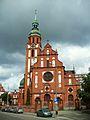 Bydgoszcz,kościół Św.Trójcy.JPG